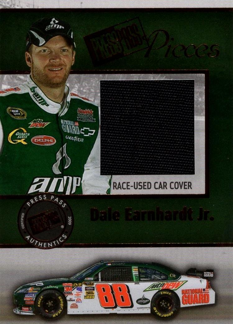 2009 Press Pass Pieces Dale Earnhardt Jr (1)