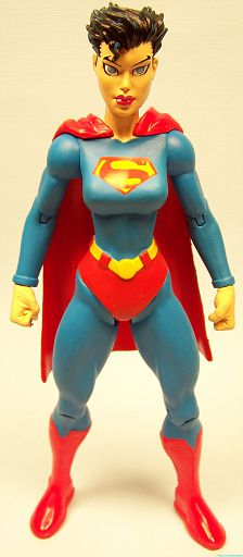 Earth 11 Superwoman