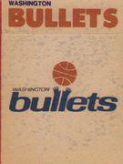1974-75 Fleer Cloth Stickers Washington Bullets (1)