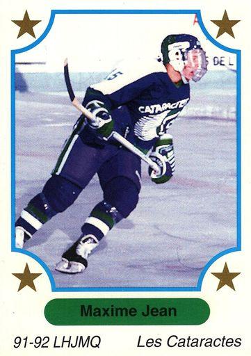 1991-92 7th Inning Sketch QMJHL #053 (1)