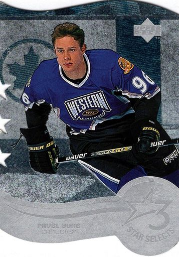 1997-98 Upper Deck 3 Star Selects #T05C (1)