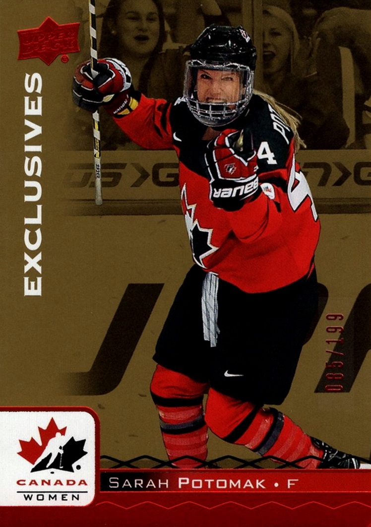 2017 Upper Deck Team Canada UD Exclusives #021 (1)
