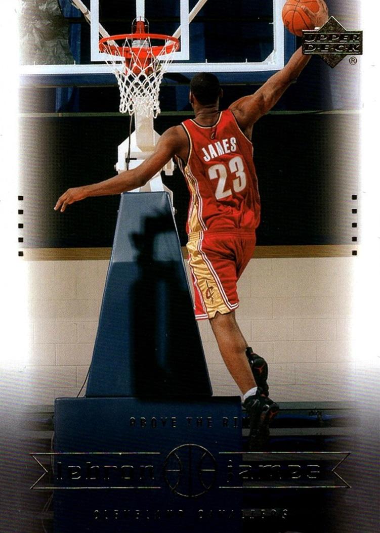 2003 LeBron James #22 (1)