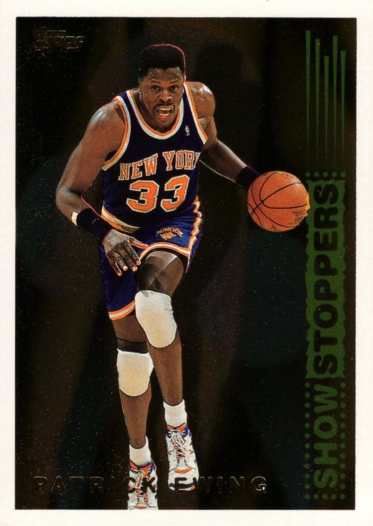 1995-96 Topps Showstoppers #SS6 (1)