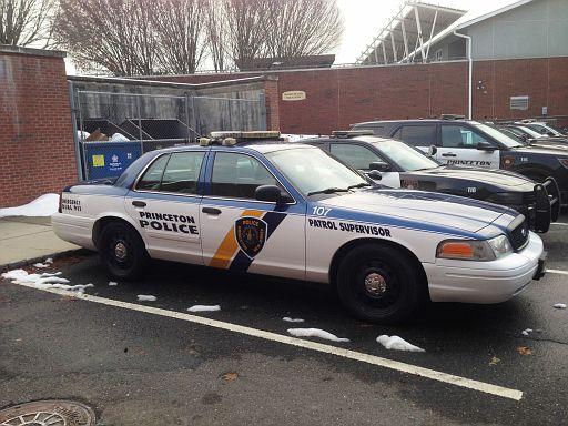 NJ - Princeton Police 2011 Ford 2