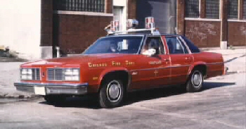 IL- Chicago FD 1978 Olds