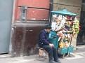 Street Vendor in Lima, Peru.