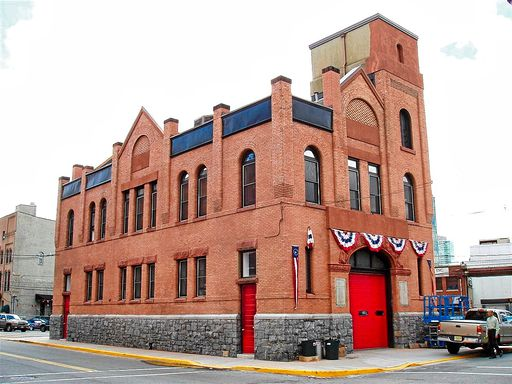 ENGINE COMPANY NO 5 - THE ROCK