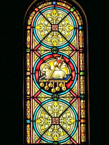 SAINT ANN'S CHURCH - STAINED GLASS - 55
