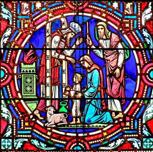SAINTS PETER AND PAUL CHURCH - STAINED GLASS - 28