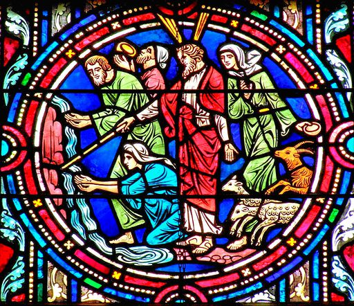 SAINTS PETER AND PAUL CHURCH - STAINED GLASS - 31
