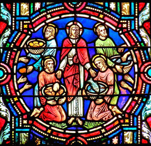 SAINTS PETER AND PAUL CHURCH - STAINED GLASS - 41