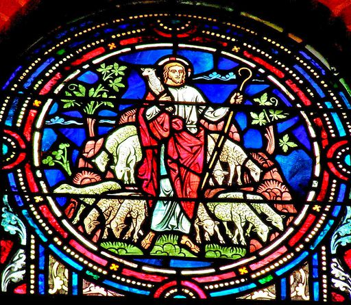 SAINTS PETER AND PAUL CHURCH - STAINED GLASS - 52