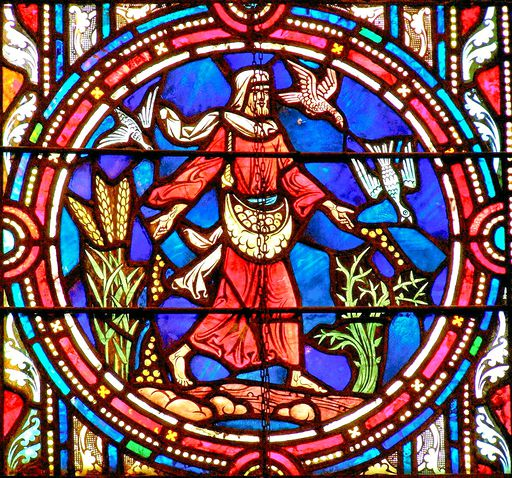 SAINTS PETER AND PAUL CHURCH - STAINED GLASS - 54