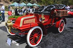 1903 Thomas Model 18 owned by Ron and Sandy hansen DSC 2009