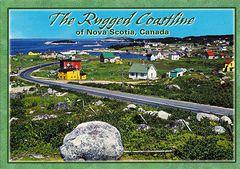 Canada - Coastline (World's Longest Coastline)