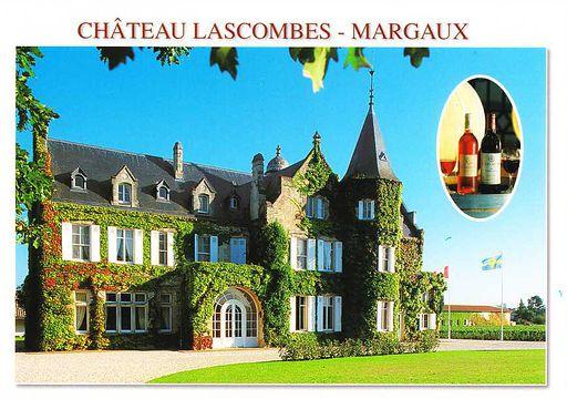 Lascombes-Margaux Castle (33)