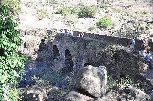 Most nad Nilem Błękitnym