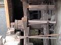 Altes Wasserrad der Mühle Bohle