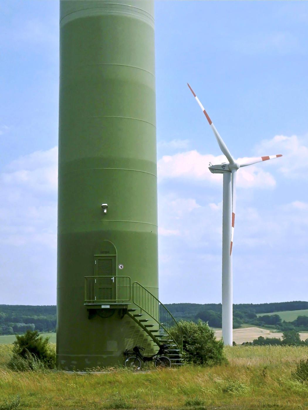 Windpark Großenmarpe