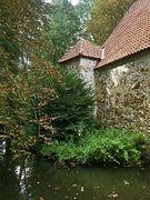 Wassergraben Schloss Reelkirchen