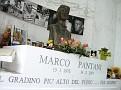 Sepolcro di Marco Pantani
