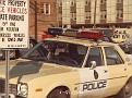 Canada - Edmonton Police 1978 Dodge Aspen
