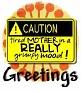 1Greetings-caution