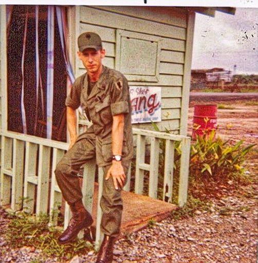 "Sp5 Charles W. ""Buck"" Becker, Jr., RVN 12th CAG 1970"