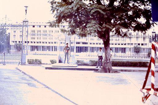 49-RVN Presidents Saigon Palace