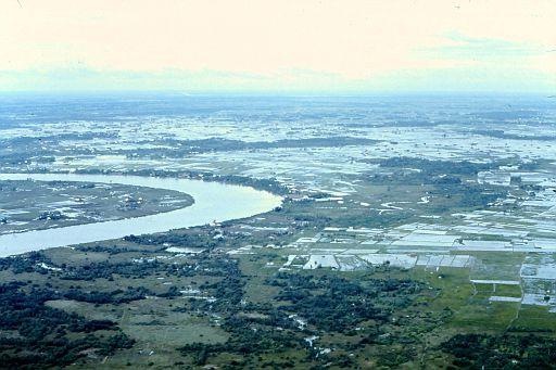 4-River at Ben Soi, Long An, South Vietnam