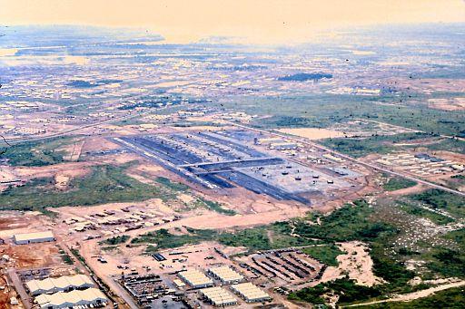 50-Sanford Army Airfield at Long Binh base, RVN.