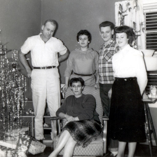 (60) - Sherman and Edith AUSTIN Rice family