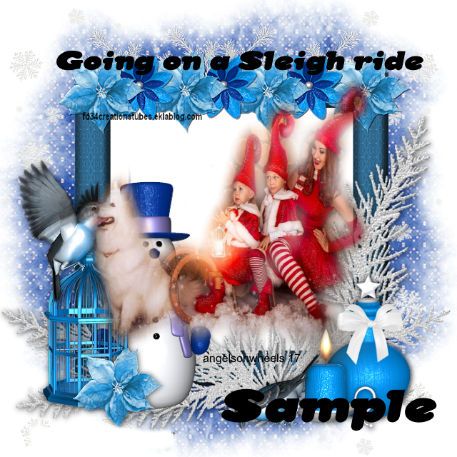 Going on a Sleigh ride sample