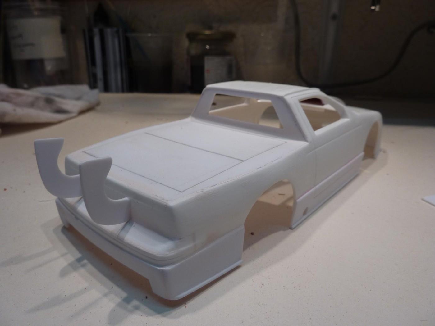 Ford T Bird Pickup racer Bonneville ( Ex Nascar) terminée  Photo11-vi