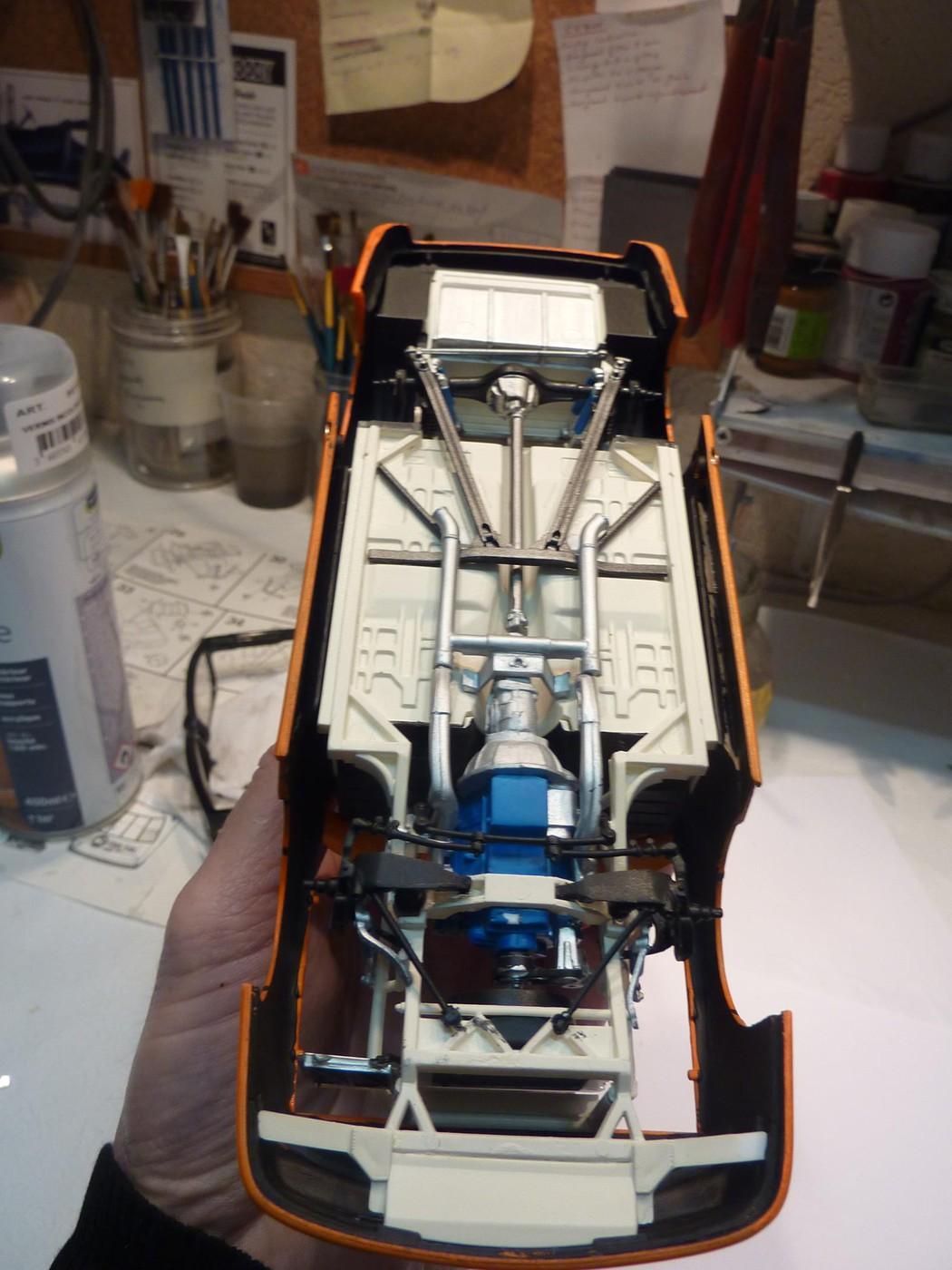 Ford T Bird Pickup racer Bonneville ( Ex Nascar) terminée  - Page 2 Photo24-vi