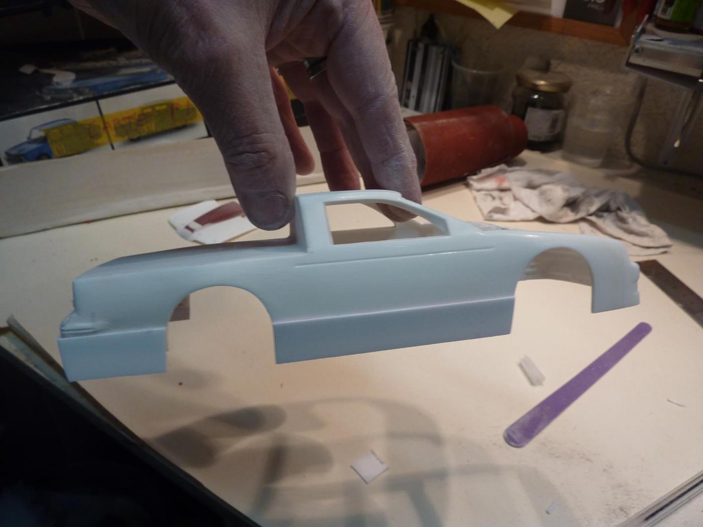 Ford T Bird Pickup racer Bonneville ( Ex Nascar) terminée  Photo7-vi