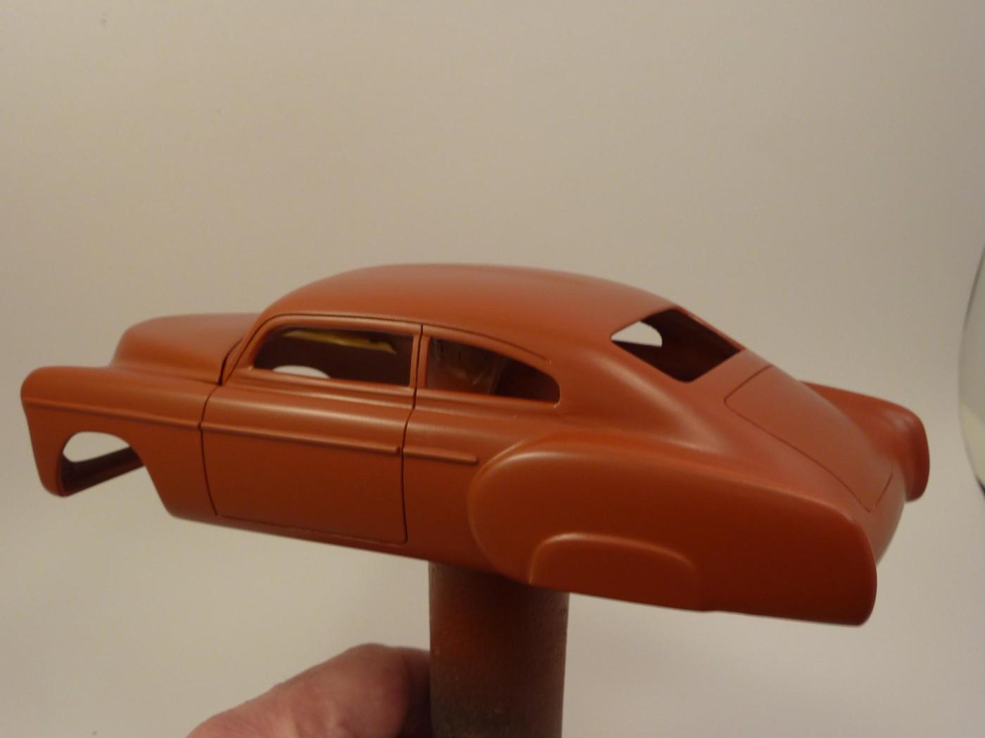 Refection complete d'une ancienne Chevy 51 Fleetline terminée Photo3-vi