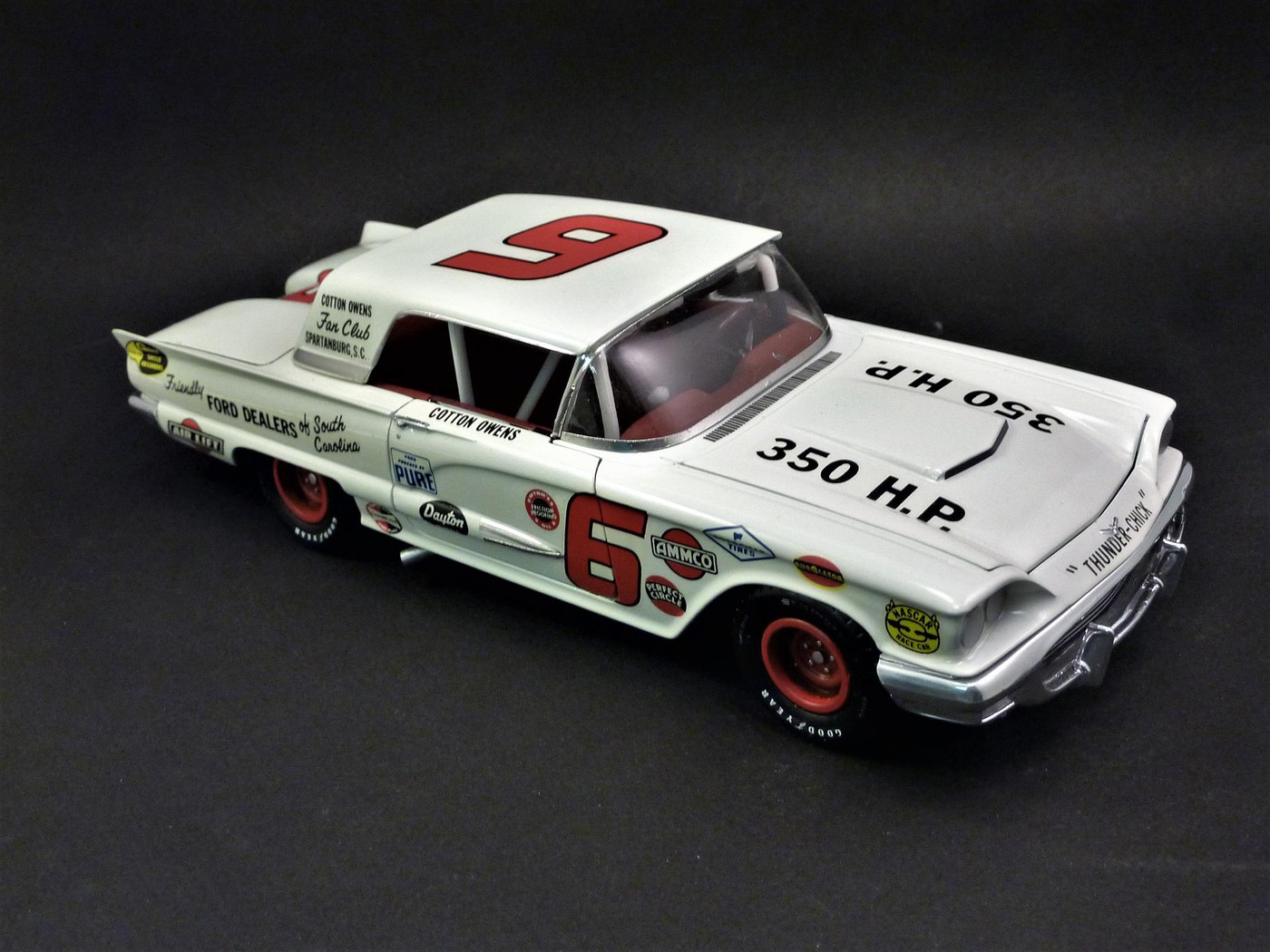 Ford Thunderbird 59 Nascar Cotton Owens terminée - Page 2 Photo17-vi