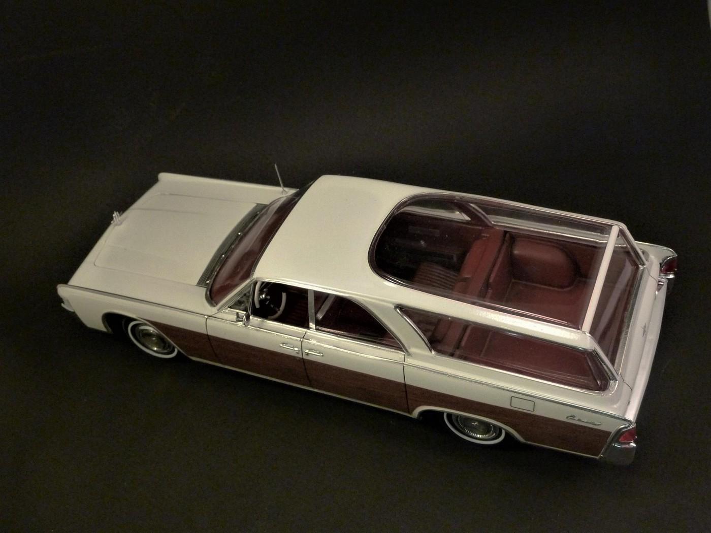 Lincoln wagon 65 terminée Photo63-vi