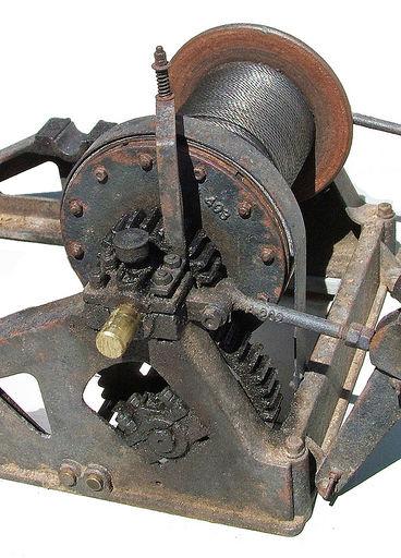 Trip drum brake items added