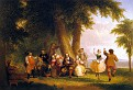 Dance on the Battery in the Presence of Peter Stuyvesant [1838]